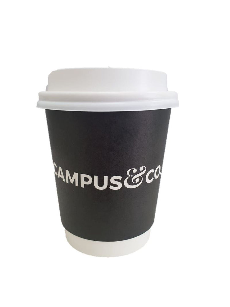 Campus&Co. Disposable Coffee Cup Chalk 25Pk