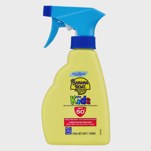 Banana Boat Kids 50+ Trigger Spray 240Ml