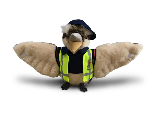 RRT Cookie The Kookaburra Plush Toy