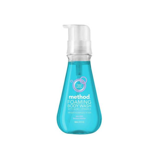 Method Foaming Body Wash Sea Mist