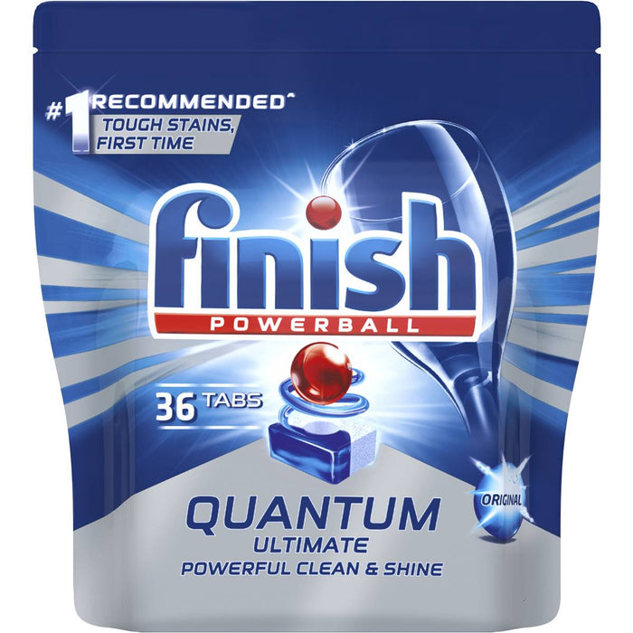 Finish Quantum Ultimate Powerball Tablets Original 36Pk