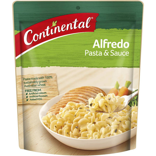 Continental Pasta And Sauce Alfredo 85G