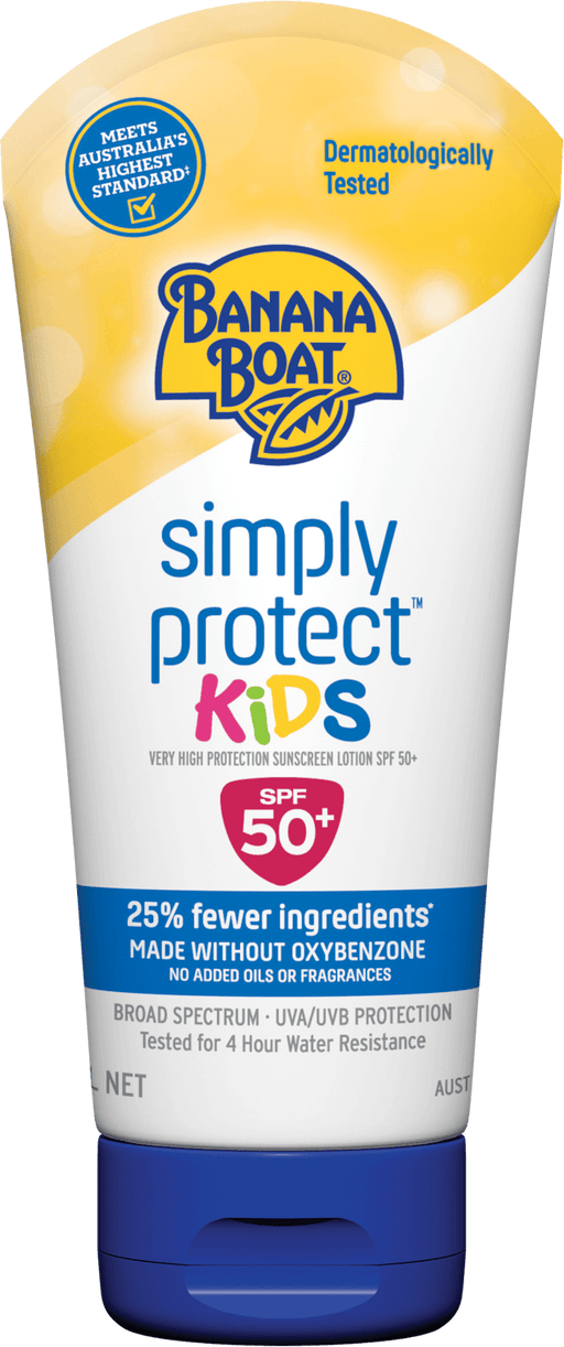 Banana Boat Simply Protect Kids 50+ 180Ml Tube