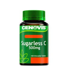 Cenovis Vitamin C 500Mg Sugarless 100 Tabs