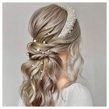 Load image into Gallery viewer, Pearl Hair Pins Hair Slides - Alice and Blair