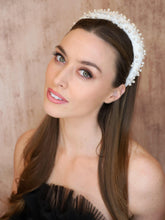 Load image into Gallery viewer, Alina Pearl Headband Headband - Alice and Blair