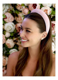 Bethany Velvet Headband-Headband-[hair band]-Alice & Blair