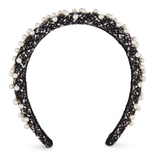 Load image into Gallery viewer, Coco Pearl Headband Headband - Alice and Blair