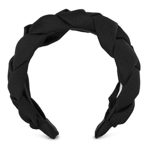 Isabella Silk Headband Headband - Alice and Blair