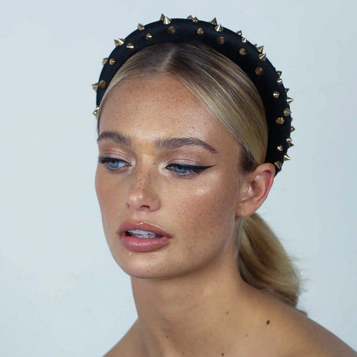 Kate Studded Headband Headband - Alice and Blair
