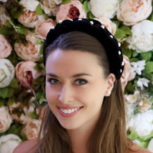 Load image into Gallery viewer, Noor Pearl Headband Headband - Alice and Blair