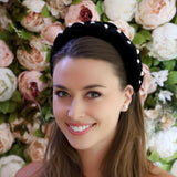 Noor Pearl Headband-Headband-[hair band]-Alice & Blair