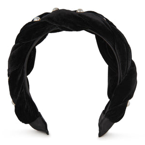 Noor Pearl Headband Headband - Alice and Blair