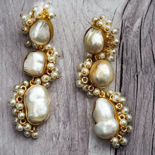 Load image into Gallery viewer, Oman Earrings Earrings - Alice and Blair