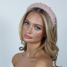 Load image into Gallery viewer, Penelope Pearl Headband Headband - Alice and Blair