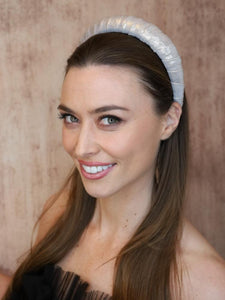 Sadie Croissant Headband Headband - Alice and Blair