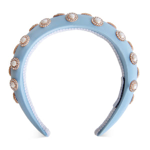 Sienna Pearl Headband Headband - Alice and Blair