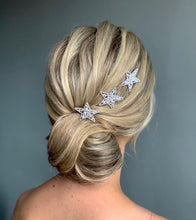 Load image into Gallery viewer, Stella Star Swarovski Hair Slide Hair Slides - Alice and Blair