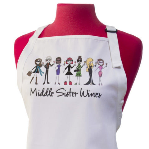 Middle Sister Seven Sister Apron