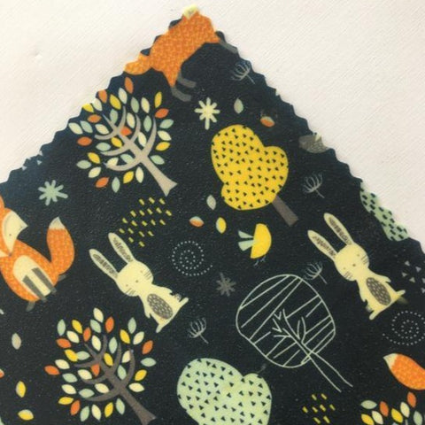 Beeswax Wraps | Woodland Friends