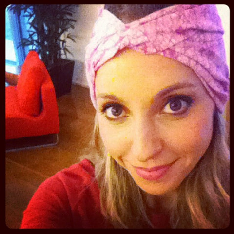 Gabrielle Bernstein fashion headband