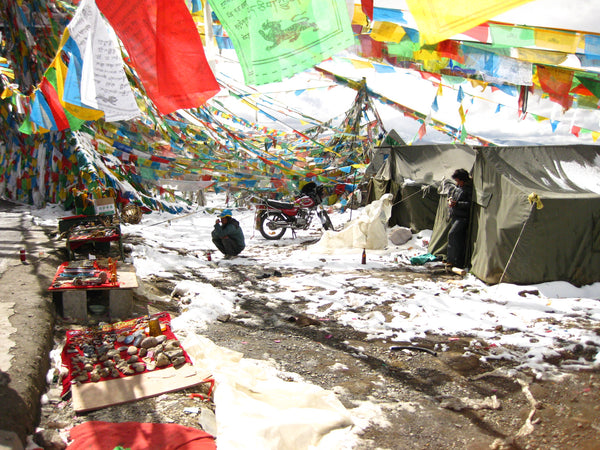 Tibetan Prayer Flags blessing KOOSHOO and others