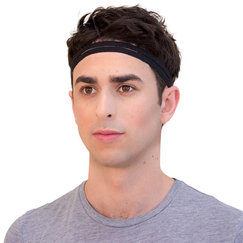 plastic free headband for men 36bf1bb8d6f