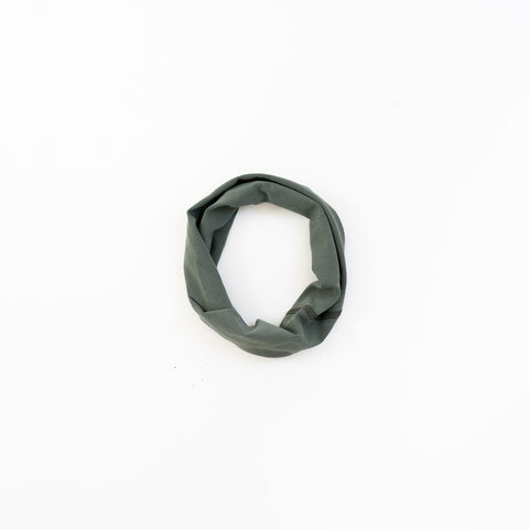 TWIST HEADBAND Deep Forest Green