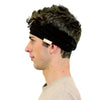 black headbands made for men