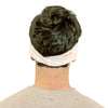 TWIST HEADBAND white