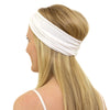 organic cotton yoga headband