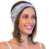 twist yoga headband