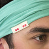 organic cotton headband for men