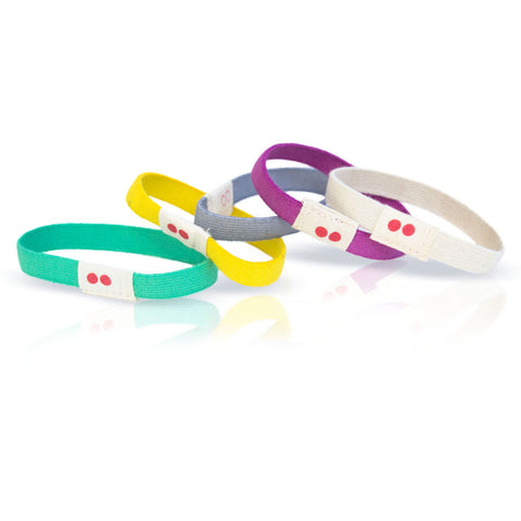 non slip premium colorful hair ties