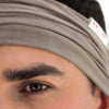 men's organic cotton sweatband