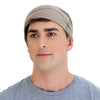 men's bandanas, grey