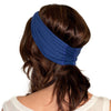 blue headbands for yoga