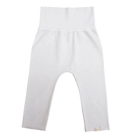 wholesale grey organic cotton baby pants