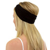 black cotton headbands for sports