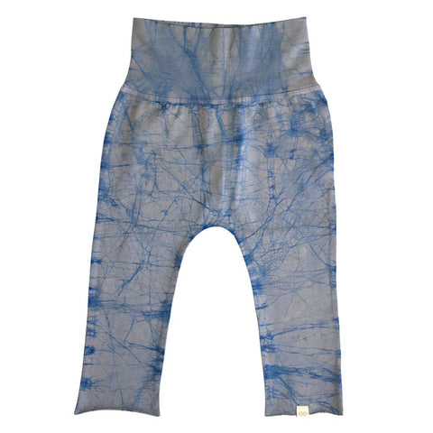 best baby shower gifts - hand dyed organic cotton baby pants
