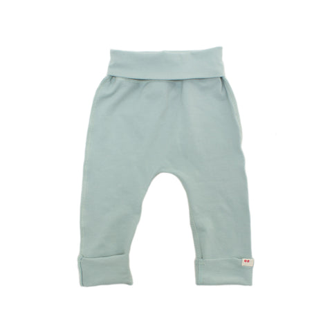 KIDS PANTS classic sage green - Wholesale