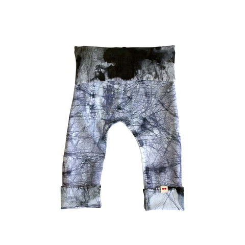 organic cotton unisex kids pants