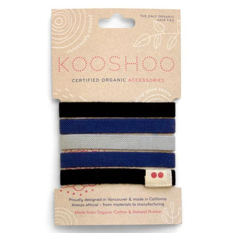 ORGANIC HAIR TIES FOR MEN sea shepherd