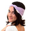 wide purple headbands for girls