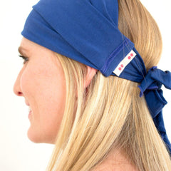 yoga headband made from organic cotton