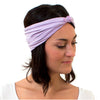 purple retro headbands