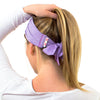 teen girl headbands, purple