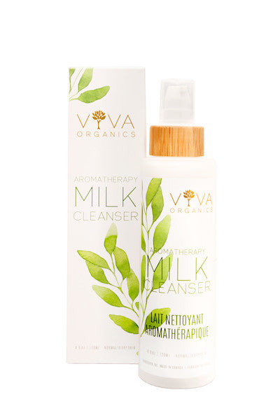 Aromatherapy Milk Cleanser