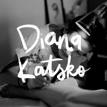 Q + A With Tattify Artist Diana Katsko