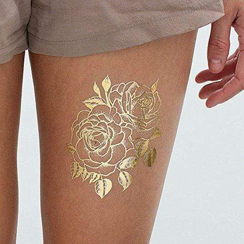 Complete Metallic Collection-Tattoos-Tattify